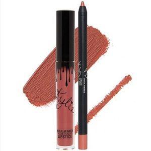 Kylie Jenner Velvet Lip Kit Dazzle💋